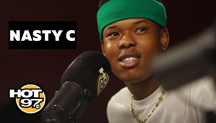 Nasty C Interview