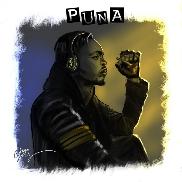 Olamide Puna Artwork