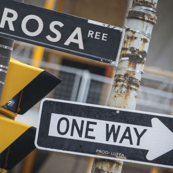 Rosa Ree One Way Artwork
