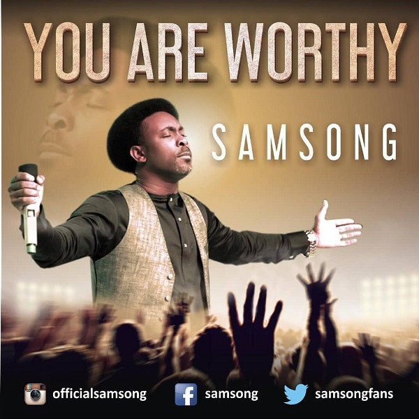 Samsong You Are Worthy Artwork