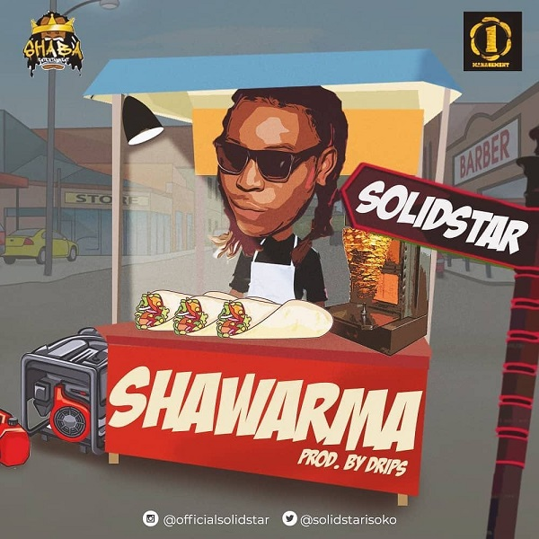 Solidstar Shawarma Artwork