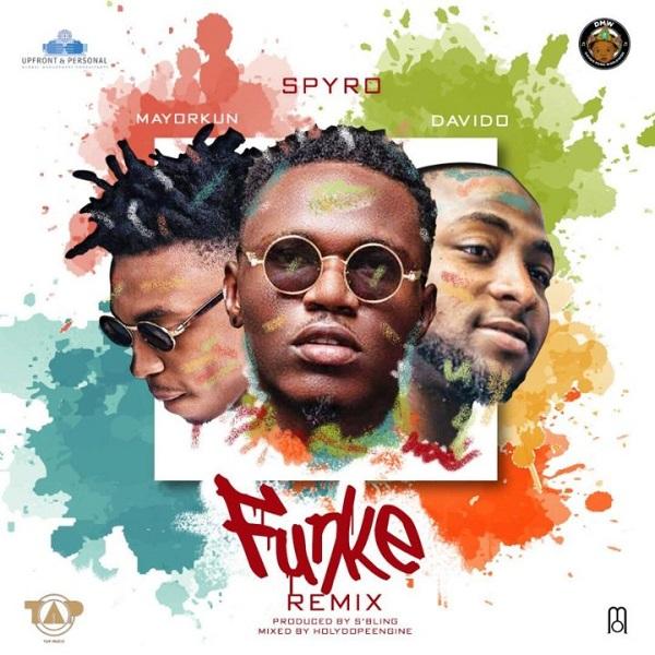 Spyro Funke (Remix) Artwork