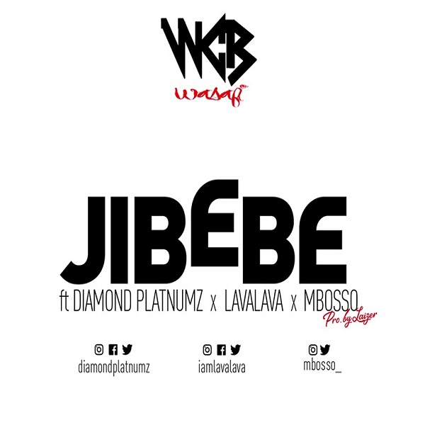 WCB Wasafi Jibebe Artwork
