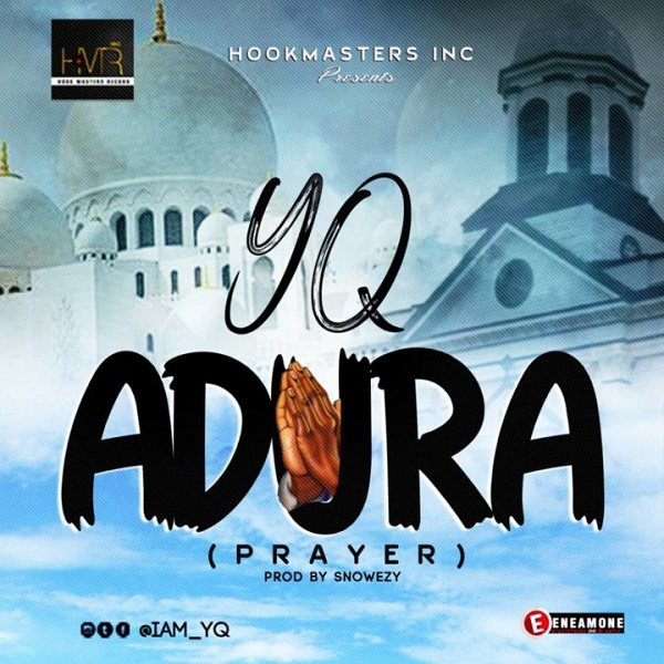 YQ Prayer (Adura) Artwork