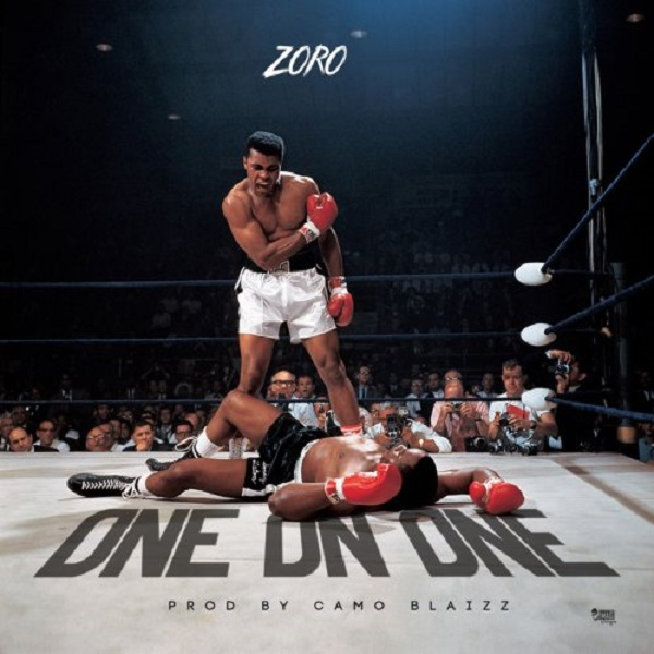 Zoro One On One Artwork