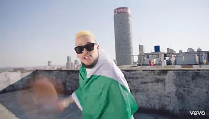 AKA Fela In Versace Video