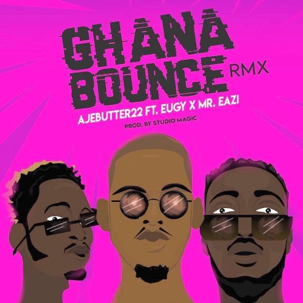 Ajebutter22 Ghana Bounce (Remix) Artwork