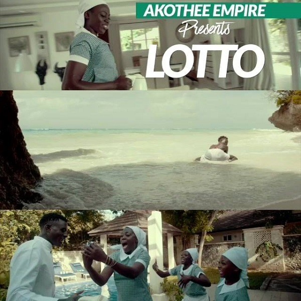 Akothee Lotto Video