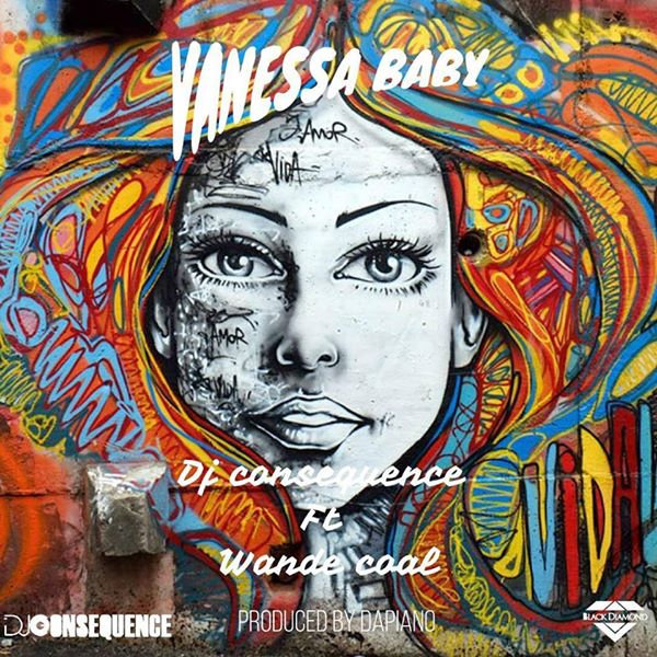 DJ Consequence Vanessa Baby Artwork