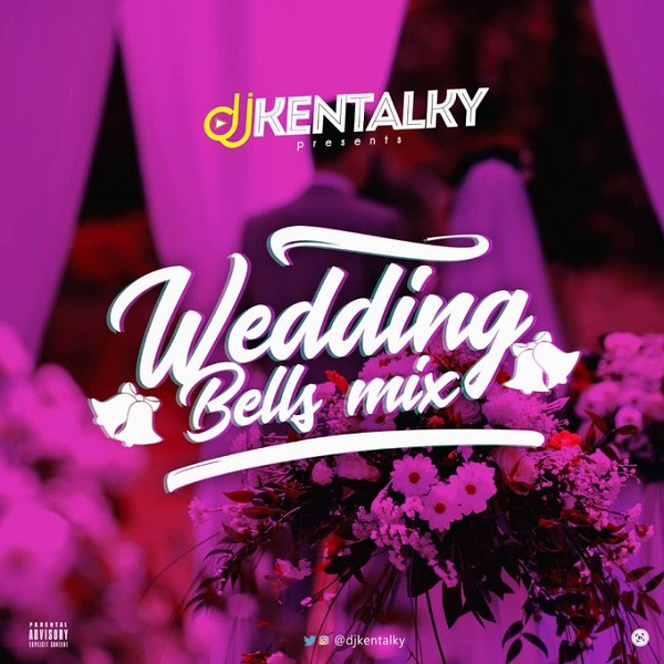 DJ Kentalky Wedding Bells Mix Artwork
