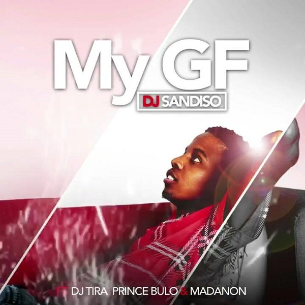 DJ Sandiso My GF Artwork