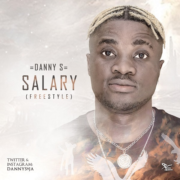 Danny S Salary (Freestyle) Artwork