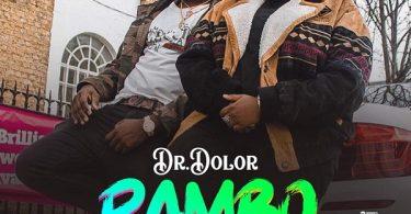 Dr. Dolor Rambo Artwork