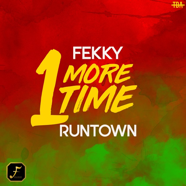 Fekky One More Time Artwork