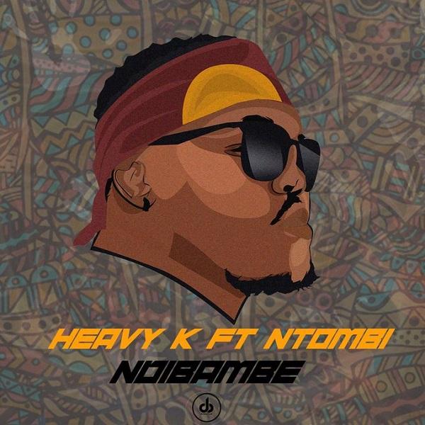 Heavy K Ndibambe Artwork