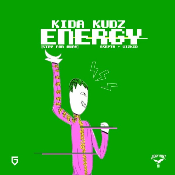 Kida Kudz Energy (Freestyle) Artwork