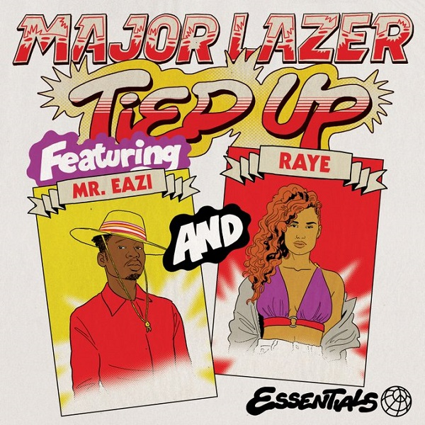 Major Lazer Tied Up Video