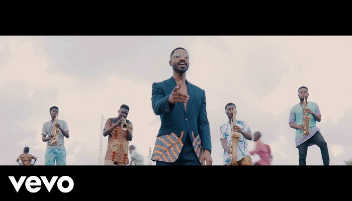 Ric Hassani Beautiful To Me Video