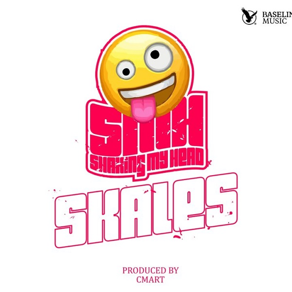 Skales SMH (Shaking My Head) Artwork