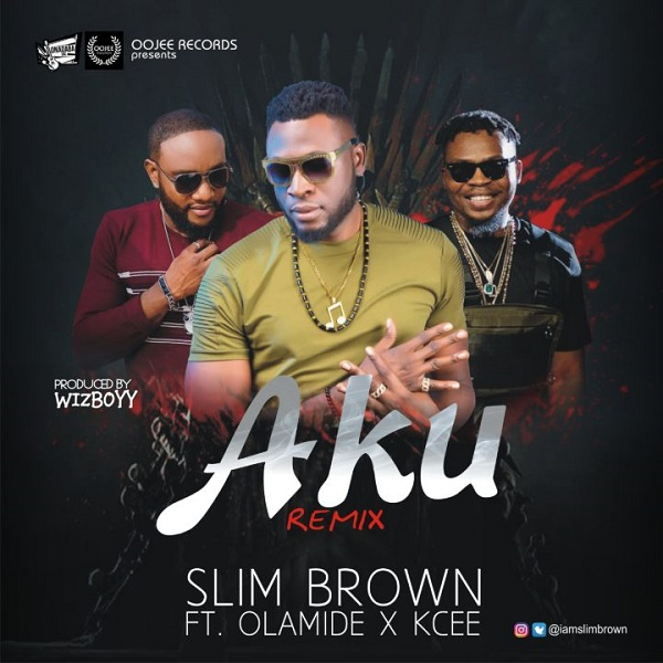 Slim Brown Aku (Remix) Artwork