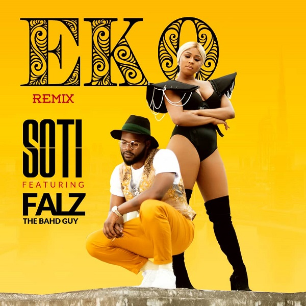 Soti Eko (Remix) Artwork