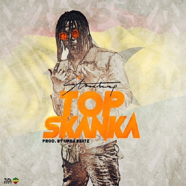 Stonebwoy Top Skanka Artwork