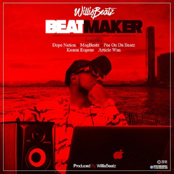WillisBeatz Beatmaker Artwork