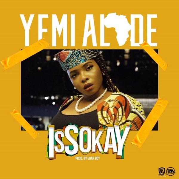 Yemi Alade Issokay Artwork