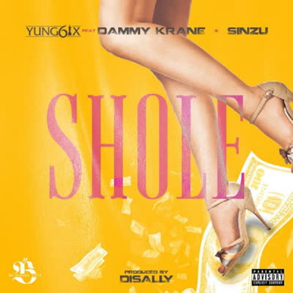 Yung6ix Shole Artwork
