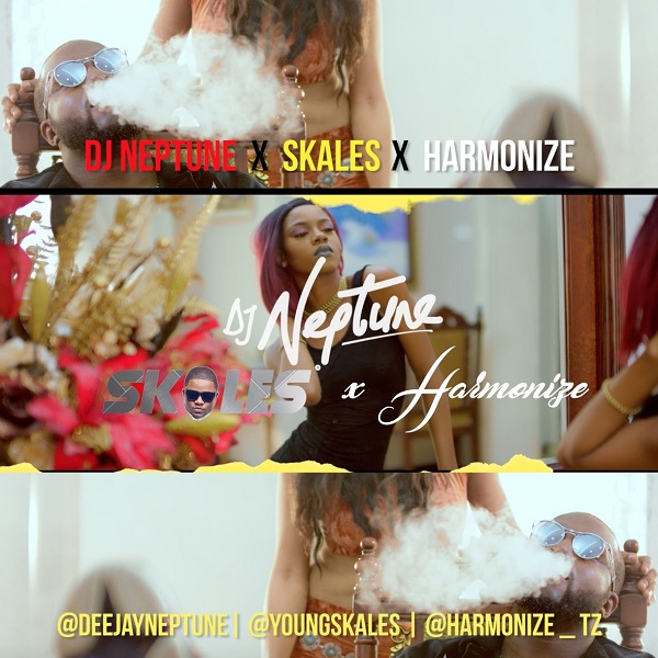 DJ Neptune Do Like I Do Video