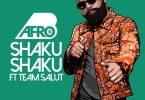 Afro B Shaku Shaku Artwork