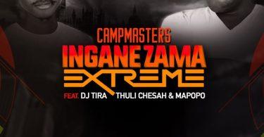 CampMasters Izingane Zama Extreme Artwork