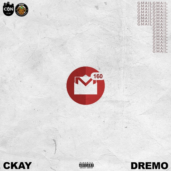 Ckay Gmail Artwork