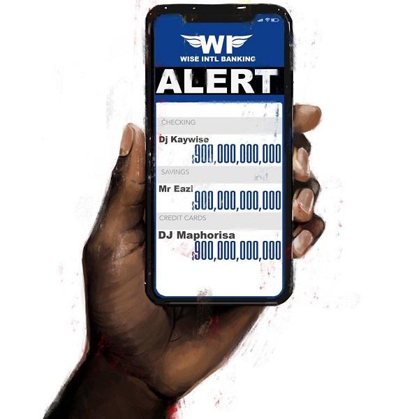 DJ Kaywise & DJ Maphorisa Alert