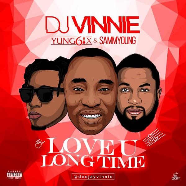 DJ Vinnie Love U Long Time Artwork