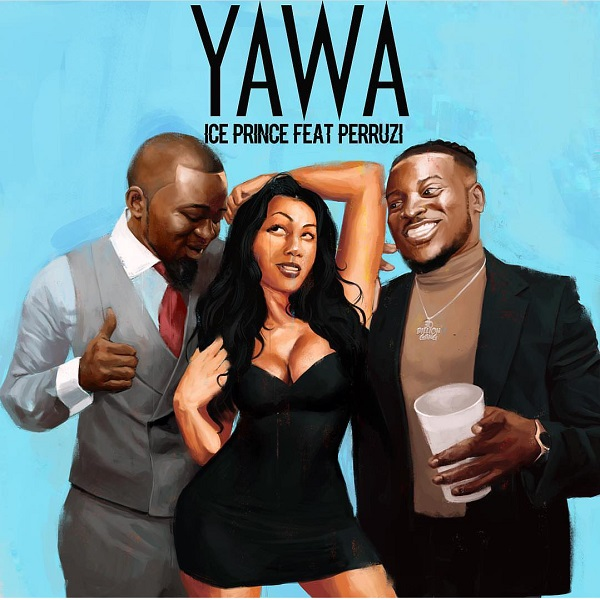 Ice Prince Yawa Artwork
