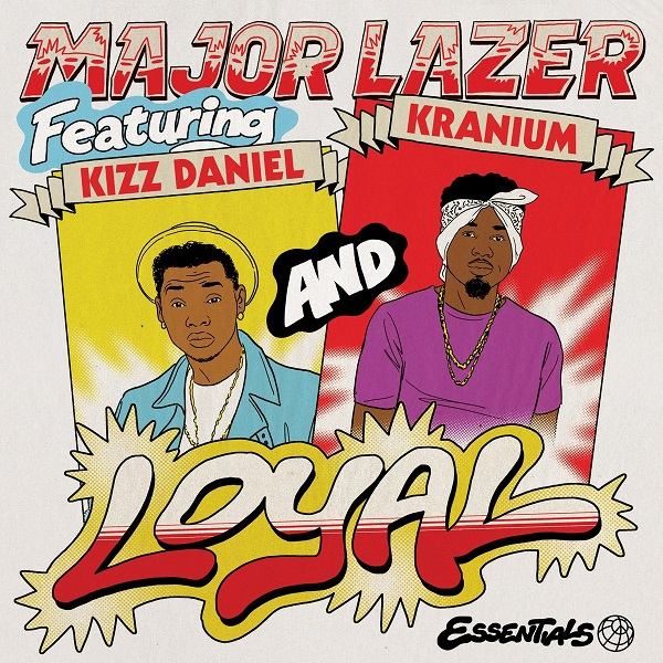 Major Lazer Loyal Video