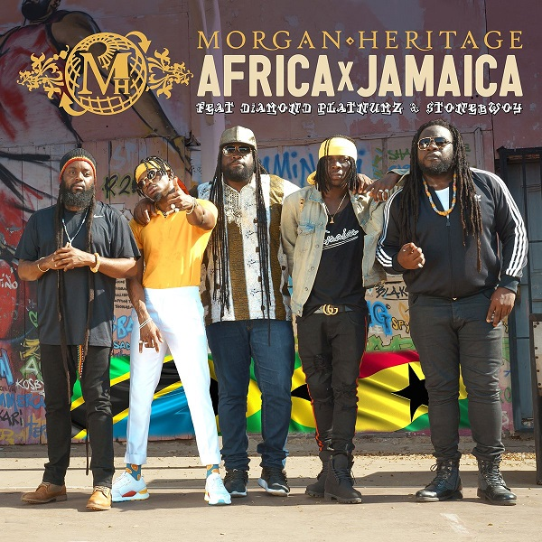 Morgan Heritage Africa x Jamaica Artwork