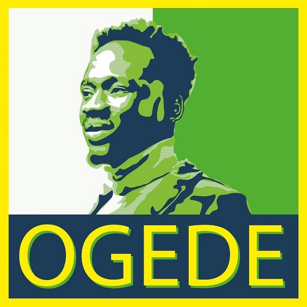 Mr Eazi Key to The City (Ogede) Artwork