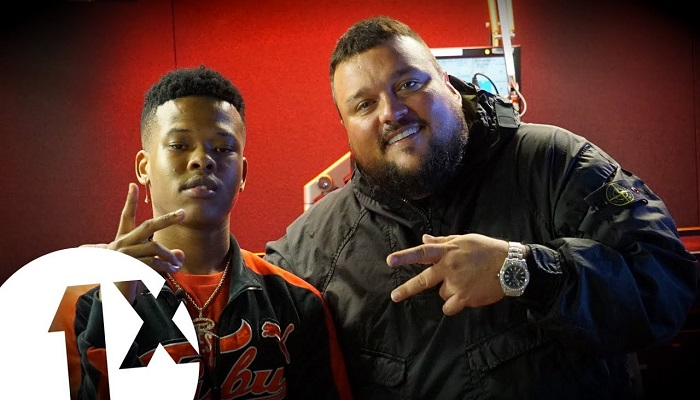 Nasty C Fire In The Booth (Freestyle)