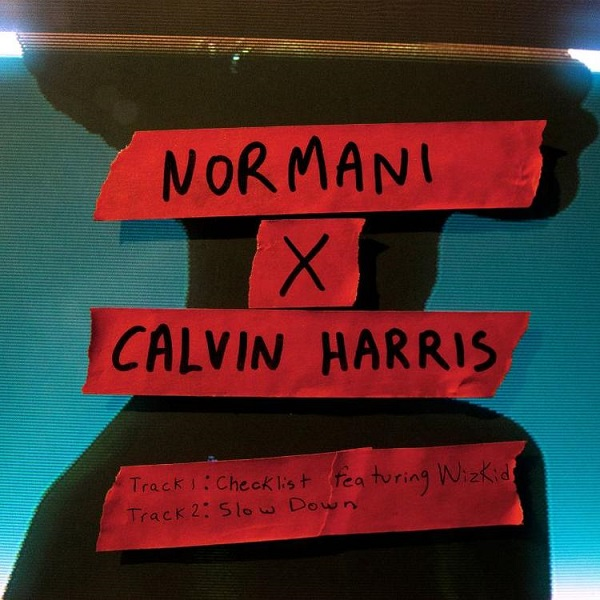Normani & Calvin Harris Checklist