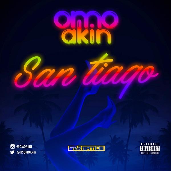 OmoAkin San Tiago Artwork