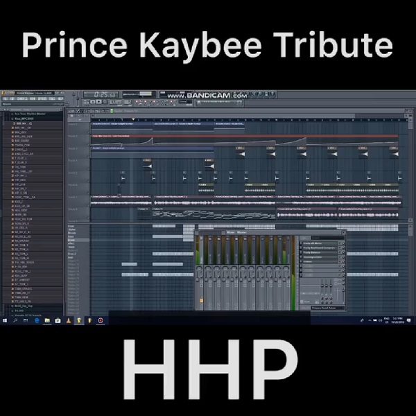 download mp3 Prince Kaybee Tribute to HHP mp3 download