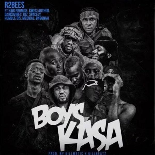R2Bees Boys Kasa Artwork