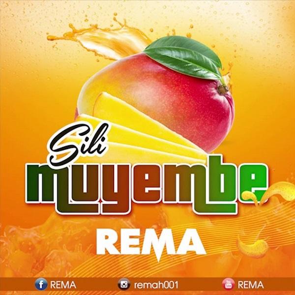 Rema Siri Muyembe Artwork