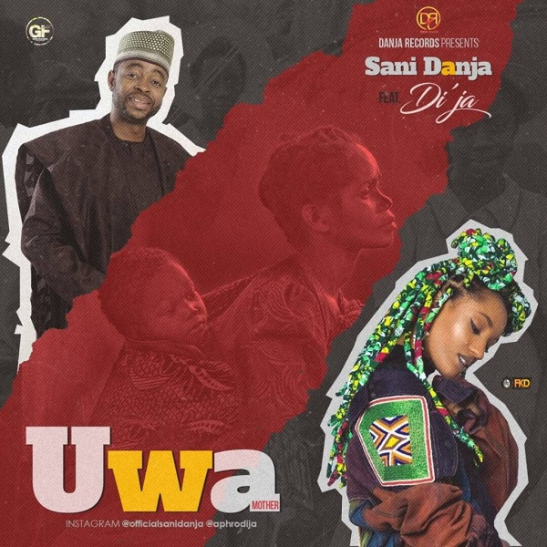 Sani Danja Uwa (Mother) Artwork