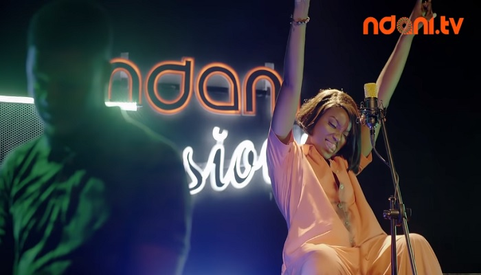 Seyi Shay on Ndani Sessions