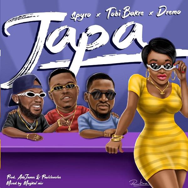 Spyro Japa Artwork