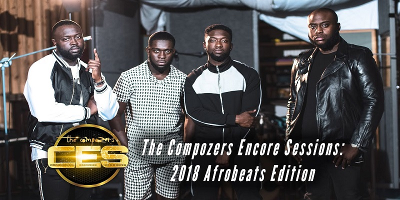 The Compozers Afrobeats Edition Video