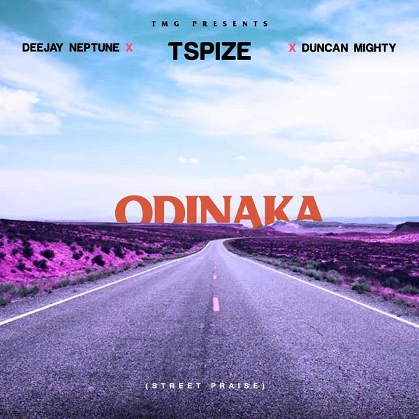 Tspize, DJ Neptune, Duncan Mighty Odinaka